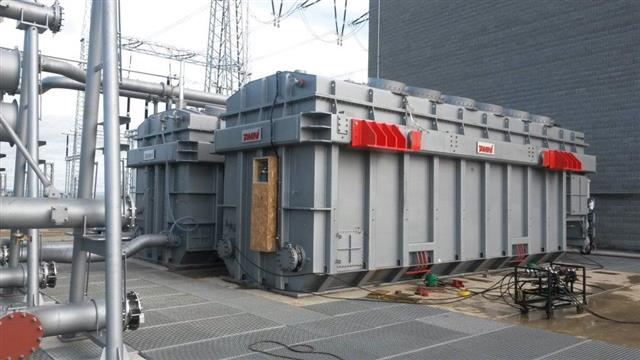 Phase Shifting Transformers - Hradec u Kadan (Czech Republic)